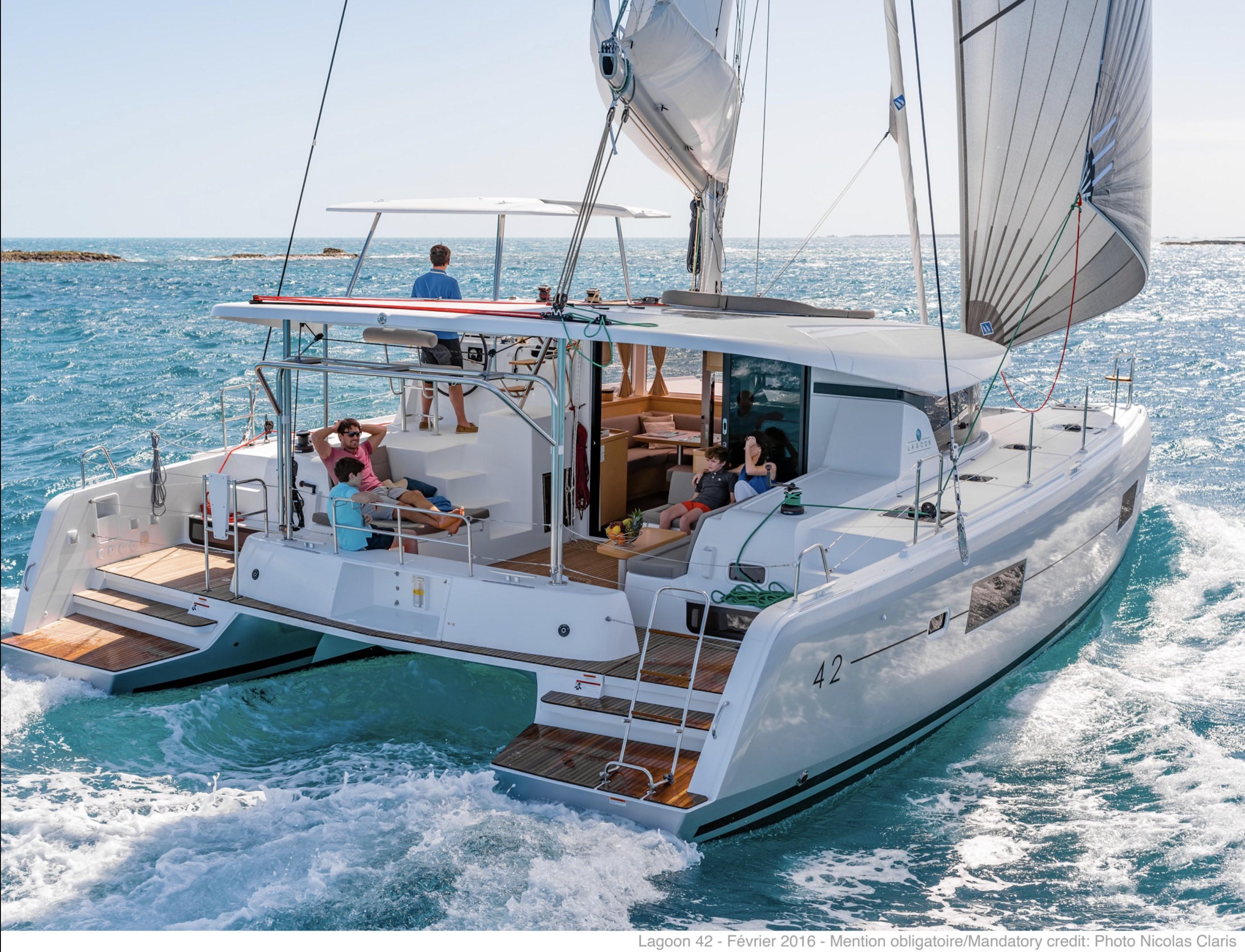 Catamaran charter Croatia - Kornati Islands, Southern