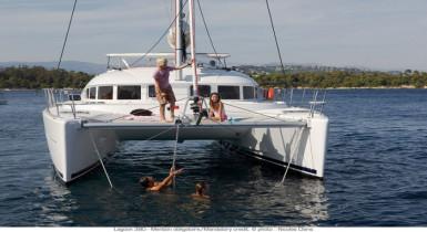 Noleggio charter catamarano croazia croazia sud for Catamarani di lusso