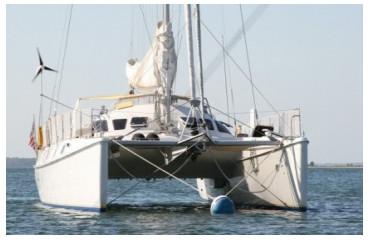 Charter catamarani noleggio catamarano a vela sardegna for Catamarani di lusso